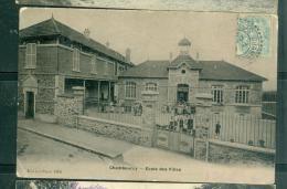 CHAMBOURCY - Ecole Des Filles  Eaz192 - Chambourcy