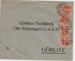 """Oberschlesien, 1920, Selt. """" Emmagrube - B """"  , #1043 - Deutschland"""