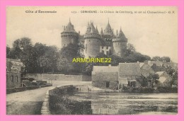 CPA  COMBOURG LE CHATEAU - Combourg