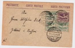 """Oberschlesien, 1921, """" Schoppnitz - B """"  , #1045 - Deutschland"""