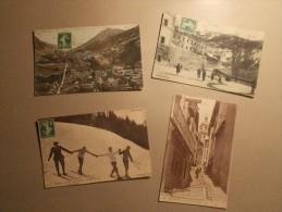 Lot 4 Cartes Postales CPA - BRIANCON (05) - (6) - Briancon
