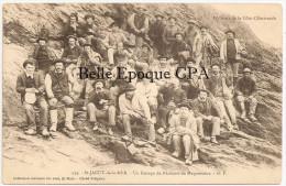 22 - SAINT-JACUT-de-la-MER - Un Groupe De Pêcheurs De Maquereaux ++ G. F., #935 / Pêcheurs De La Côte D'Émeraude ++ TOP - Saint-Jacut-de-la-Mer