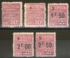C.P.n°72/76 *    - Cote 47€ -