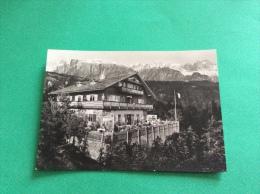 SAN GENESIO Presso Bolzano - Albergo Ristorante Belvedere - Cartolina FG BN NV - Otras Ciudades