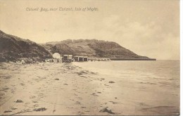 IOW - COLWELL BAY NEAR TOTLAND  Iow289 - Angleterre
