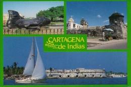COLOMBIA  CARTAGENA  Fg - Colombia