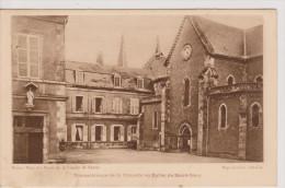 Nevers - Vue Extérieure De La Chapelle Ou Eglise Sacré-Coeur - Nevers