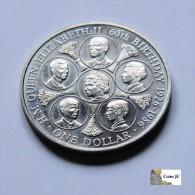 Islas Cook - 1 Dolar - 1986 - Cook