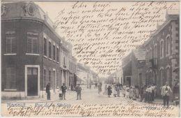 23703g  RUE De La STATION - Hannut - 1902 - Hannuit