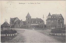 23766g  STATION Du TRAM - VICINAL - HOTEL - LAITERIE - Duinbergen -1910 - Heist