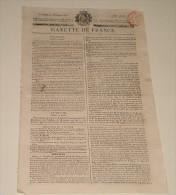 Gazette De France Du 14 Février 1818,n°=45. - Journaux - Quotidiens