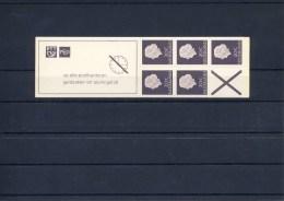 PB 6eFa / 6eFaS (fosfor, Poot Linksboven Smal, CW = € 3,-) - Postzegelboekjes En Roltandingzegels