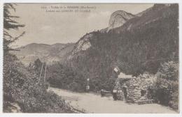 Vallée De La DRANSE (74) Arrivée Aux Gorges Du Diable .   /  2012 - Zonder Classificatie