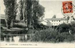 54 LUNEVILLE ++ Le Moulin De Plâtre ++ - Luneville