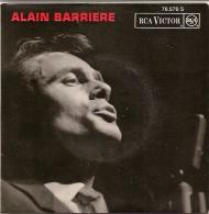 Alain Barriere 45t. EP *la Ballade Des Amours* - Dischi In Vinile