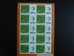 FRANCE MEILLEURS VOEUX   N° 3569 A  COTE 50 EUROS - Gepersonaliseerde Postzegels (MonTimbraMoi)