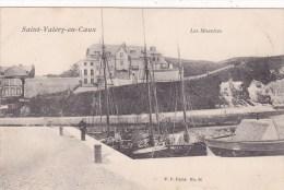 SAINT VALERY EN CAUX..LES MOUETTES - France