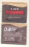 ENDULZANTE DIETETICO DE MESA POLVO CAFE PARANA DULKRE PARVE CICLOHEXISULFAMATO SODICO BENZOSULFIMIDA SODICA - Sugars