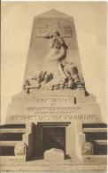 Steenstraete.  Monument aus Morts du 418me R�giment d�Infanterie Fran�ais et aux premi�res victimes des gaz asphixiants.