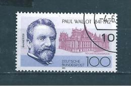 Allemagne  Fédérale  Timbres   De 1991  N°1364   Oblitérés - [7] Federal Republic