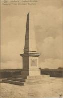 Gheluvelt - Clapham-Jonction.  Memorial The Gloucester Regiment.