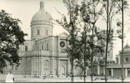 Bangalore  Church  photo card  2 scans