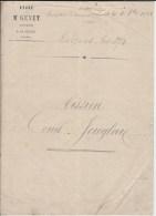 Actes  étude  M Genet à La Réole,gironde 1874 - Cachets Généralité