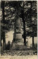 02 PASLY MONUMENT AUX MORTS 1870 - Non Classés