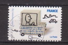 """FRANCE / 2010 / Y&T N° AA 480 : """"Sourires"""" De Bloc (Voiture) - Choisi - Cachet Rond - France"""