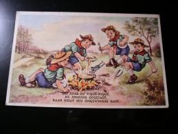 CP Les Joies Du Pique-nique - Scouting