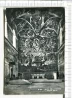 VATICAN  CITY -    CITTA DEL  VATICANO   -Sistime  Chapel - Vaticano