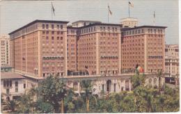 California Los Angeles The Biltmore Hotel Largest Hotel In Western America