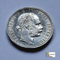 Austria - 1 Florín - 1885 - Oostenrijk