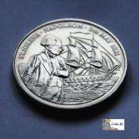 Santa Helena - 50 Pence - 1986 - Santa Helena
