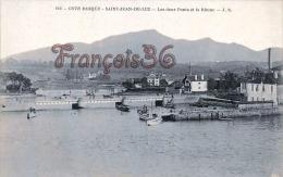 (64) - Saint-Jean-de-Luz - St-Jean-de-Luz - Ciboure - Les Deux Ponts Et La Rhune - 2 SCANS - Saint Jean De Luz