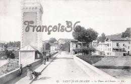 (64) - Saint-Jean-de-Luz - St-Jean-de-Luz - Ciboure - Le Phare De Ciboure - Lighthouse - 2 SCANS - Ciboure