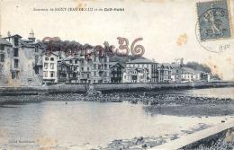 (64) - Saint-Jean-de-Luz - St-Jean-de-Luz - Ciboure - Souvenir De St-Jean-de-Luz Et Du Golf-Hôtel - 2 SCANS - Saint Jean De Luz