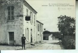 MERVENT Hotel Des Voyageurs Tenu Par Mme Normand - Altri Comuni