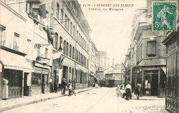 CAUDEBEC LES ELBEUF L'OCTROI RUE MAZAGRAN - Caudebec-lès-Elbeuf
