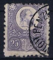 Hongrie / Ungarn: 1871, Yv Nr 12 Used Obl - Usati
