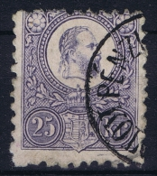 Hongrie / Ungarn: 1871, Yv Nr 12 Used Obl - Hungary