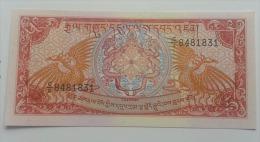 BHUTAN 5 NGULTRUM 1985 UNC - Bhutan