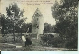 SAINT JEAN DE MONTS Le Vieux Moulin (peintre) - Saint Jean De Monts