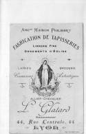 "Ancienne Maison Philibert ""FABRICATION DE TAPISSERIES"" - France"