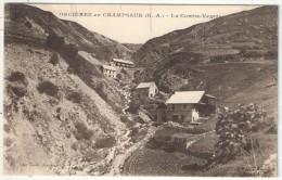 05 - ORCIERES-EN-CHAMPSAUR - La Combe Vegere - 1934 - Orcieres