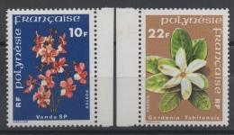 POLYNESIE - YT N° 128-129 - Neuf ** - MNH - Cote: 4,00 € - Neufs