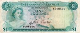 BAHAMAS : 1 $ 1965 (vf) - Bahamas