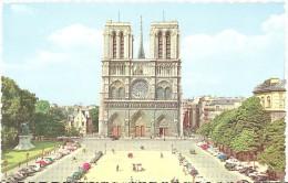 FRANCE. POSTCARD. PARIS. NOTRE DAME - Notre Dame De Paris