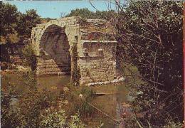 Lunel   H127          Le Vieux Pont Romain Sur La Vidourie - Lunel