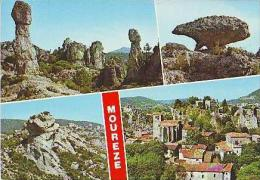 Mourèze   H141          4 Vues  Le Cirque De Mourèze - Francia